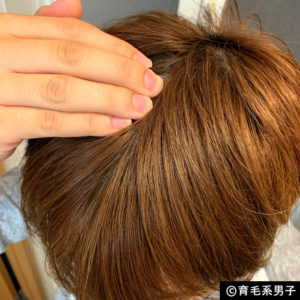 【リーブ21】頭皮ケアのための贅沢泥パック「マリシルクリーム」感想-04